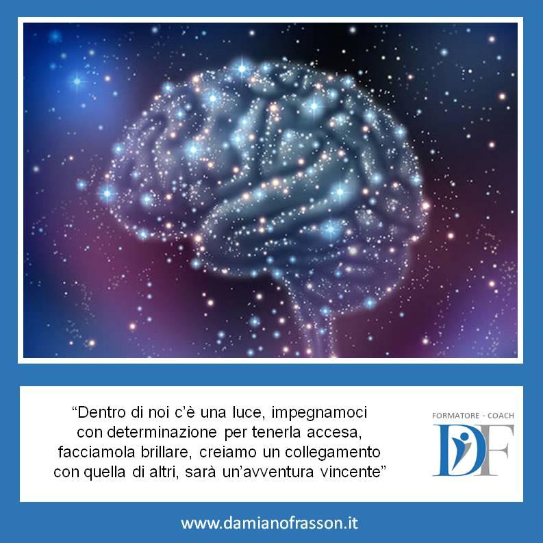 Aforisma 18 Nel Cervello una Luce Damiano Frasson GRUEMP